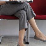 Sjedenje prekrštenih nogu može da izazove ozbiljne probleme