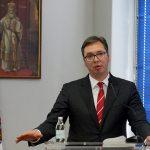 Vučić: Sa Јijem nije bio lak razgovor, svako rekao svoje