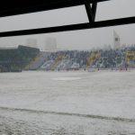 Zbog snijega odgođen derbi Željezničar - Sarajevo