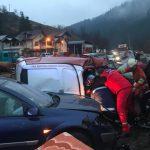 Dvije osobe smrtno stradale u teškoj saobraćajnoj nesreći kod Maglaja (FOTO i VIDEO)