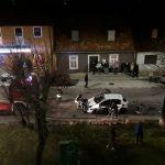 Eksplodirao automobil na Cetinju: Ranjeni Kaluđerović i Vujović