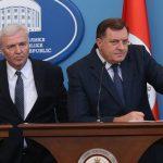 Dodik i Pavić postigli dogovor o budućoj smjeni kadrova