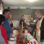 Sveti Nikola proslavljen u porodici Lukić iz Prijedora (VIDEO)