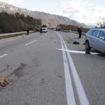 Zbog lisice udes u Bogetićima, četvoro povrijeđenih (FOTO)