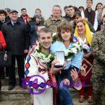 Prijedor- Danijel Drljača pobjednik u plivanju za Časni krst (FOTO i VIDEO)