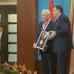 Dan Republike Srpske: Paviću Orden zastave Republike Srpske sa zlatnim vijencem