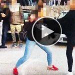Pogledajte šokantne snimke tuče srednjoškolki iz Splita (VIDEO)