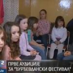 U Prijedoru održana prva audicija solista 25. Đurđevdanskog festivala (VIDEO)