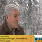 Zbog nedostatka snijega skijaška sezona na Kozari počela nešto kasnije (VIDEO)