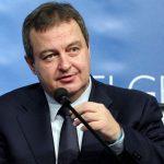 Dačić: Dio međunarodne zajednice i Albanci lažu Vučića