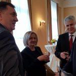 Šta je Dodik rekao Izetbegoviću u zgradi Predsjedništva BiH?