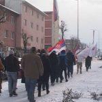 Protest boraca u Foči- Zatražena smjena predsjenika SO (VIDEO)