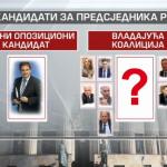 Ko će biti kandidat vladajuće koalicije za predsjednika RS?