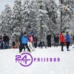 Krajišku ljepoticu Kozaru posjećuje sve veći broj skijaša (VIDEO)