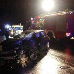U saobraćajnoj nesreći povrijeđene tri osobe