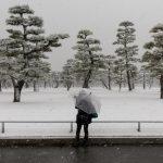 Hladno, uz kišu i snijeg