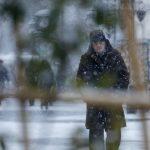 U ponedjeljak oblačno i hladno sa snijegom