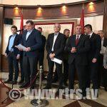 Dodik: Cilj SNSD-a je pobjeda na svim nivoima i više od 42 poslanika u NSRS (VIDEO)