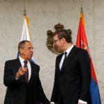 Vučić sa Lavrovom u Minhenu (VIDEO)