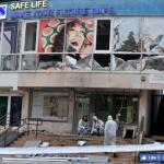 Nova eksplozija u Podgorici: Bomba na optičarsku radnju Maria Miloševića (FOTO i VIDEO)