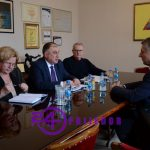 Gradonačelnik Đaković sa Grahovcem o mogućnostima investiranja