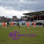 Asentić golom u 88. minutu donio Sembercima prednost: Rudar Prijedor – Zvijezda-091:1 (1:0) (FOTO)