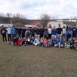 Milorad Arlov, humanitarac iz Banjaluke za vikend u poseti FK Babin most – Runi  S donacijama u Obilić