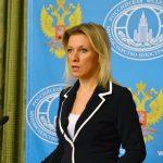 Zaharova: Niko još nije odgovarao zbog bombardovanja Јugoslavije