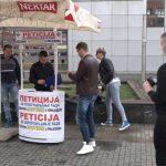 Peticijom do noćne apoteke (FOTO i VIDEO)