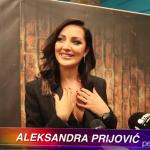 """SVI ZURILI U NJU Prijovićka je ovakva došla na snimanje """"Grandove"""" emisije (VIDEO)"""