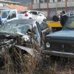 Smrskana vozila dovezena u krug MUP-a, danas obdukcija troje poginulih