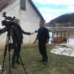 U Kozarskoj Dubici i Kostajnici vanredne mjere odbrane od poplava (FOTO/VIDEO)