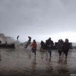 U Budvi-pod kontrolom, sela oko Ulcinja odsečena od sveta (VIDEO)