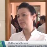 """Kabinet za kuvanje u Centru """"SUNCE"""" (VIDEO)"""