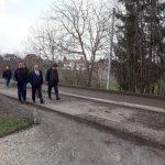 Đaković obišao radove na rekonstrukciji puta Saničani-Rakelići