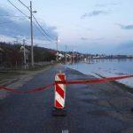 Izlila se Una, za saobraćaj zatvoren put Kozarska Dubica-Kostajnica (FOTO)