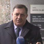 Dodik glasao na izborima u Beogradu: Želimo jaku i stabilnu Srbiju (VIDEO)