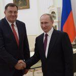 Dodik čestitao Putinu pobjedu