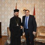 Dodik: Pomoć Eparhiji bihaćko-petrovačkoj