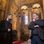 Ivanić u trodnevnoj posjeti manastirima na Kosmetu (VIDEO