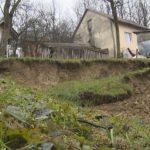 Klizišta u Prijedoru i Kostajnici (VIDEO)