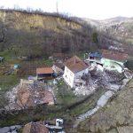 Poplava i odroni uništavaju kuće kod Hrvatske Kostajnice (VIDEO)