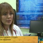 Maja Dragojević Stojić, kardiolog, majka i supruga (VIDEO)