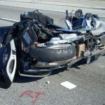 Poginuo motociklista, povrijeđena njegova saputnica