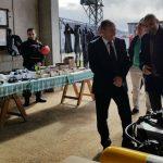 Oštra Luka: Uručena oprema Civilnoj zaštiti i Vatrogasnoj jedinici (FOTO)