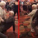 Da li si ikada vodio ljubav na podijumu za igru? Baka i deka su najveći carevi igre, objasnili kako treba da izgleda prljavi ples (VIDEO)