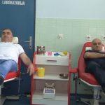 PU Prijedor: Policajci darivali krv povodom Dana policije