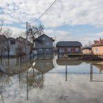 Vodostaj u Prijedor u blagom padu ili stagnaciji, stabilizuje se stanje (FOTO/VIDEO)