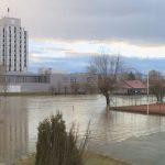 Prijedor: Proglašen prvi stepen pripravnosti odbrane od poplava (VIDEO/FOTO)