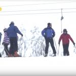 Skijanje na Kozari (VIDEO)